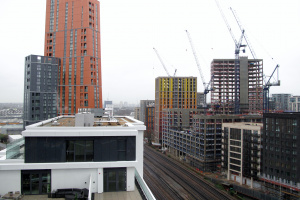 Nine Elms, London is changing its appearance with contribution of Sipral - 2