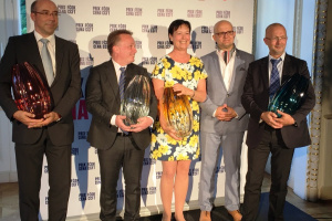 French-Czech Chamber of Commerce awarded Sipral in the category Czech Design in France - 1
