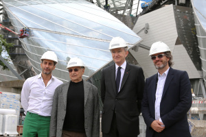 Frank Gehry celebrates his 90th birthday - 1
