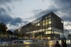 Czech Sipral to supply the MEC Hall in Manchester with unitised façade - 1