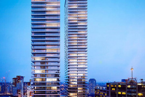 Czech Sipral won the demanding tender for the facade of two tall buildings in London - 2