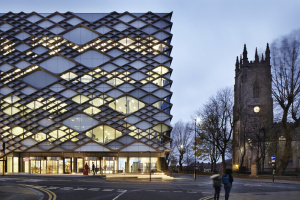 "presentation of ""New Engineering Building"" in Sheffield (UK) - 4"