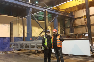 Wardian London Penthouse All-Glazed Balustrades Successfully Pass Tests - 4