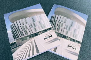 Sipral took part in origin of a french publication on Paris La Défense Arena - 1