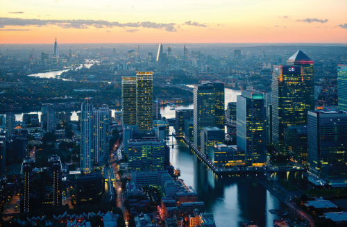 Image: Czech Sipral won the demanding tender for the facade of two tall buildings in London