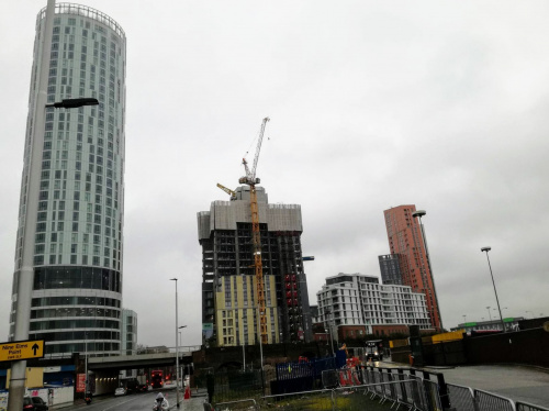 Nine Elms, London is changing its appearance with contribution of Sipral - 1