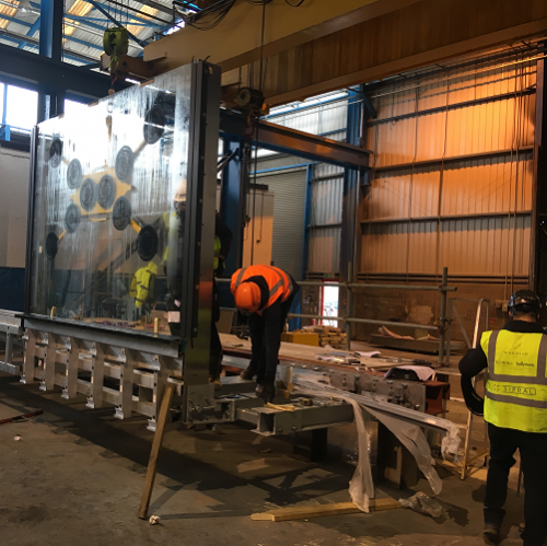 Wardian London Penthouse All-Glazed Balustrades Successfully Pass Tests - 1